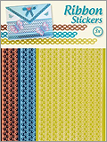 Ribbon (lint) stickers