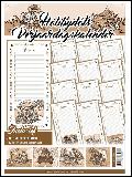Hobbydots Kalender+stick.