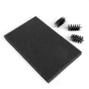 Sizzix Accessory - Replacement Die brush rollers & foam pad (660514)