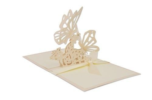 Sizzix Thinlits Die - Interlacing butterfly Samantha Barnett  (662100)