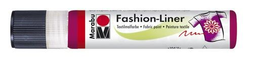 Marabu fashion liner 25 ml - Framboos (180409005)