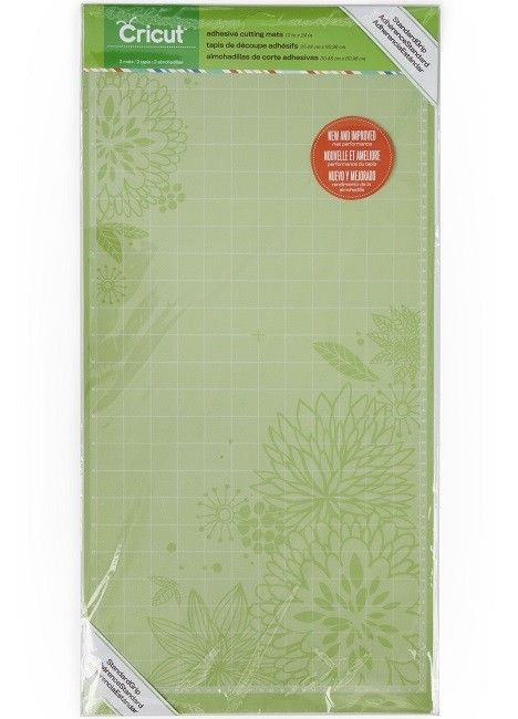 Cricut - Cutting Mat - 12x24 inch - NormalGrip (2 st) (2001975)
