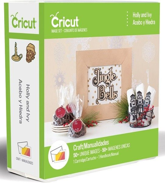 Cricut Cartridge - Holly and Ivy (2002572)