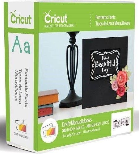 Cricut Cartridge - Valentine's Day (2002576)