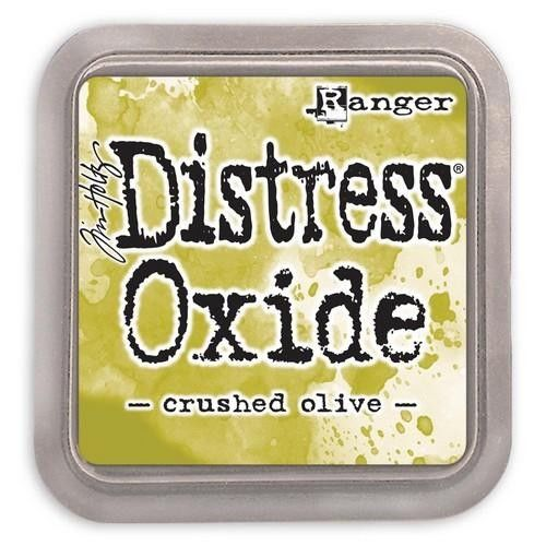 Ranger Distress Oxide -  Crushed Olive - Tim Holtz (TDO55907)