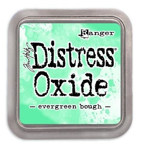 Ranger Distress Oxide - Evergreen bough - Tim Holtz (TDO55938)