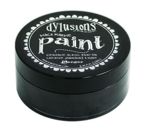 Ranger Dylusions Paint 59 ml - black marble DYP45946) -19-