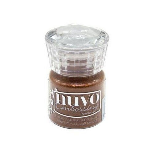 Nuvo Embossing poeder - Copper Blush 613N (135010/0613)