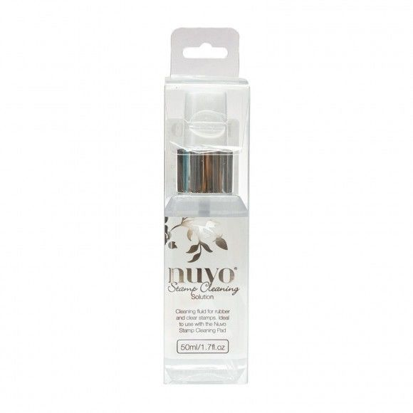Nuvo stamp cleaning solution 50ml 974N (309900/9974)