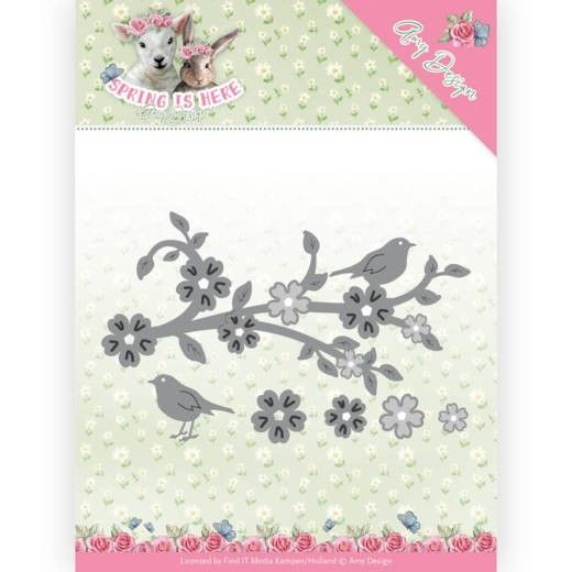 Die - Amy Design - Spring is Here - Blossom Branch