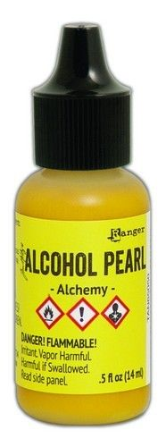 Ranger Alcohol Ink Pearl 15 ml - Alchemy TAN65050 Tim Holtz (03-19)