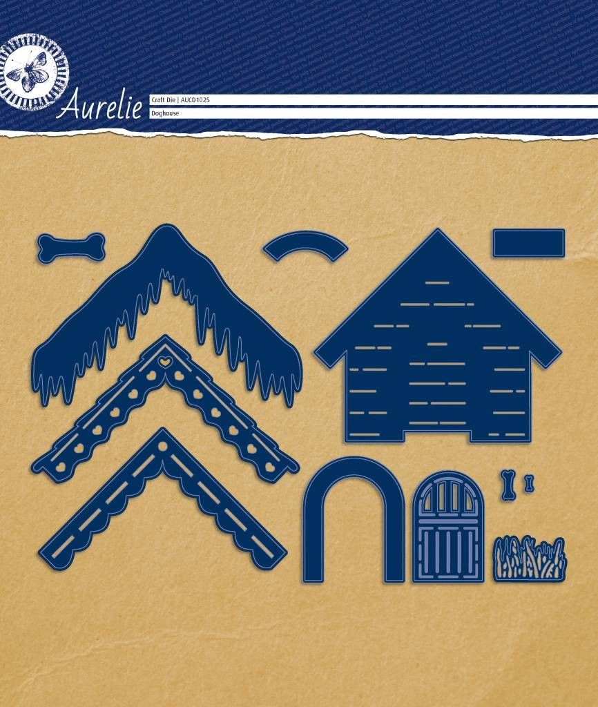 Aurelie Doghouse Craft Die (AUCD1025)