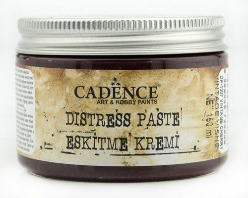 Cadence Distress pasta Vintage kers 1307 150ml (301265/1307)