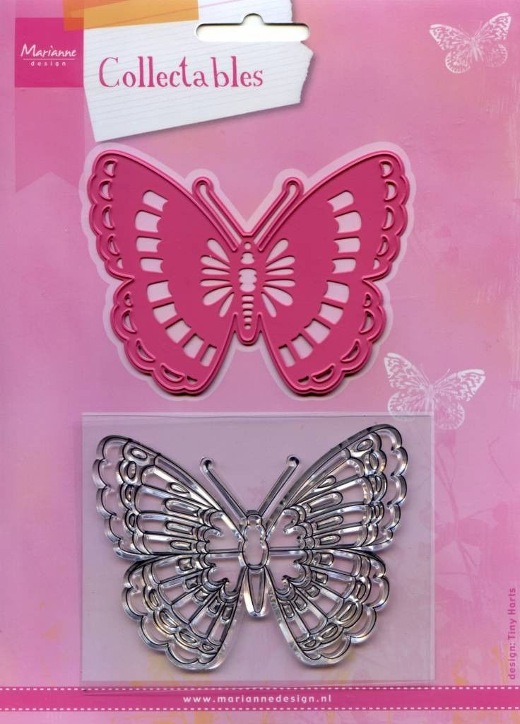Marianne Design - Collectables - Tiny's Butterfly 1 (COL1317) (25% KORTING)*