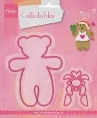 Marianne Design - Collectables -  Bear (COL1376) (25% KORTING)*