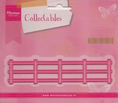 Marianne Design - Collectables - Farmers fence (COL1407) (25% KORTING)*