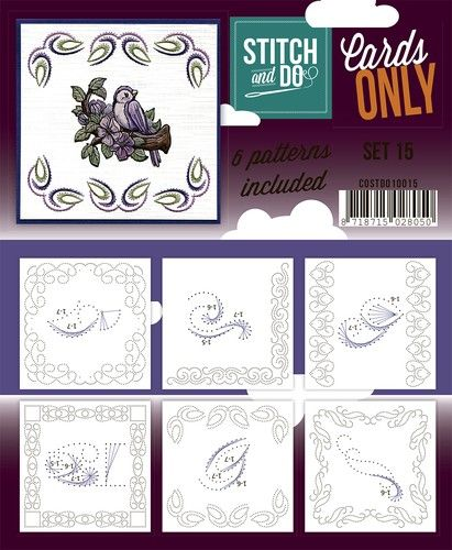 Stitch and Do - Cards only 15