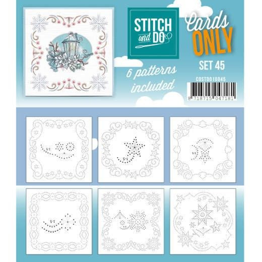 Stitch and Do - Cards only 45