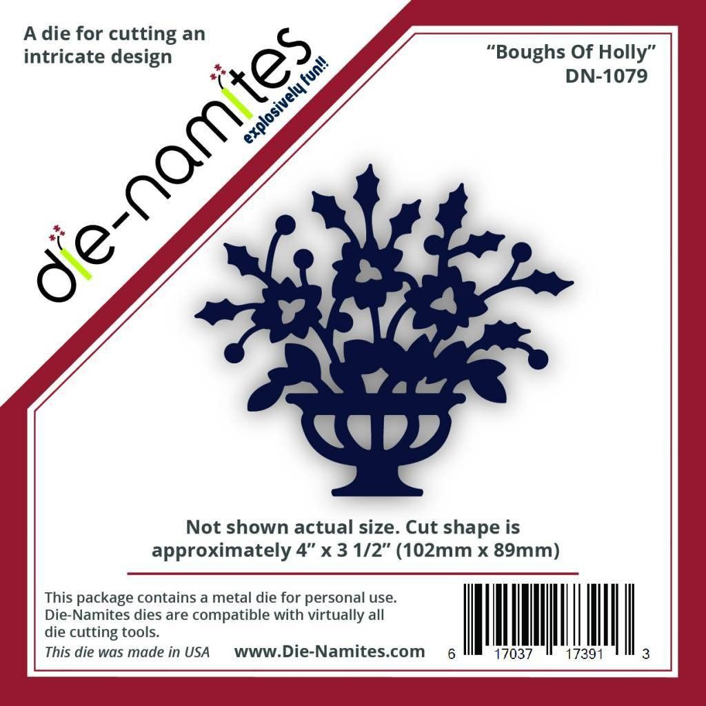 Die - Die-Namites - Boughts of Holly (DN-1079)