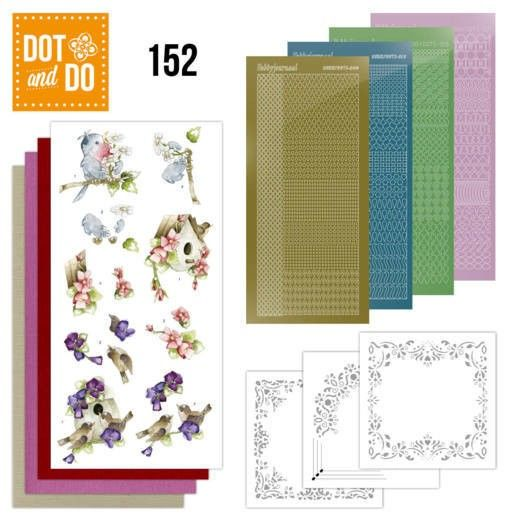 Hobbydots dot & do 152 - Spring in the Air