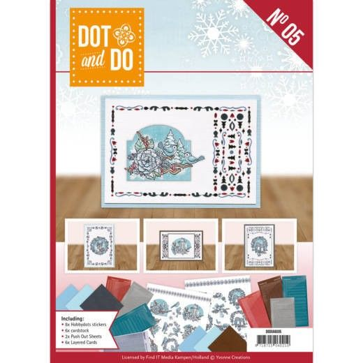 Dot and Do Book - Dot and Do A6 Boek 5