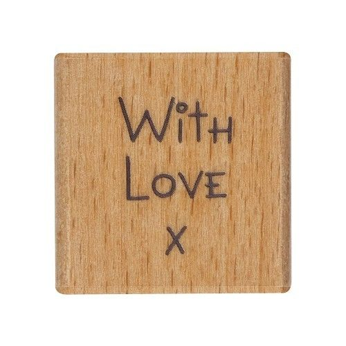 Me to You: Stempel With love x