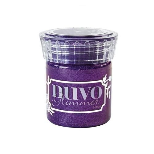 Nuvo glimmer paste - amythyst purple 956N (309906/0956)