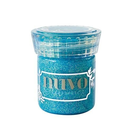 Nuvo glimmer paste - blue topaz 960N (309906/0960)