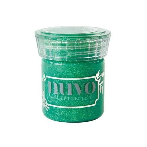 Nuvo glimmer paste - peridot green 958N (309906/0958)