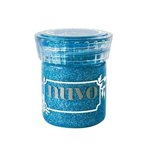 Nuvo glimmer paste - sapphire blue 957N (309906/0957)