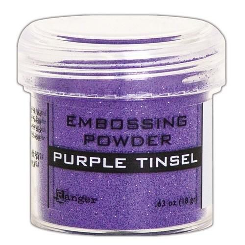 Ranger Embossing Powder 34ml -  Purple Tinsel EPJ64565