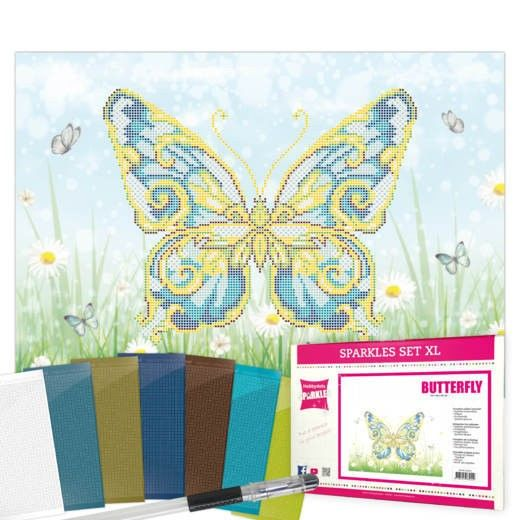 Sparkles Set XL Butterfly ((SPPK10002)