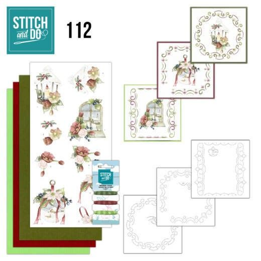 Stitch and Do 112 - Warm Christmas Feelings