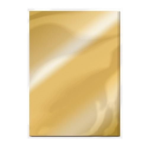 Tonic Studios spiegelkarton - glans - polished gold 5 vl (9436E)*