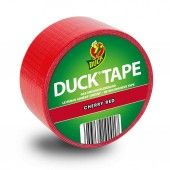 DuckTape Roll Cherry Red 48 mm x 9,1 m (100-01)