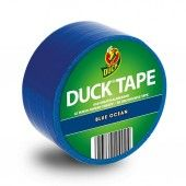 DuckTape Roll Blue Ocean 48 mm x 9,1 m (100-02)