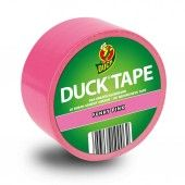 DuckTape Roll Funky Pink 48 mm x 9,1 m (100-06)