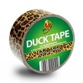 DuckTape Roll Dressy Leopard 48 mm x 9,1 m (100-10)