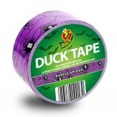 DuckTape Roll Purple Spider 48 mm x 9,1 m (100-13)