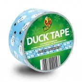 DuckTape Roll Frosty Snowmen 48 mm x 9,1 m (100-14)
