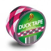 DuckTape Roll Scottish Diamonds 48 mm x 9,1 m (100-16)