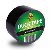 DuckTape Roll Black Night 48 mm x 9,1 m (100-22)