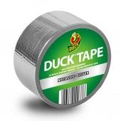 DuckTape Roll Metallic Silver 48 mm x 9,1 m (100-37)
