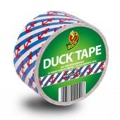 DuckTape Roll Nautical 48 mm x 9,1 m (100-40)