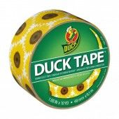 DuckTape Roll Sunflower 48 mm x 9,1 m (100-43)
