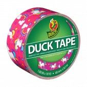 DuckTape Roll Unicorns 48 mm x 9,1 m (100-45)