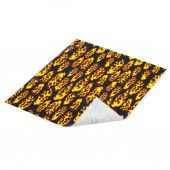 DuckTape Sheet Burnin' Flames 25,4 cm x 21 cm (101-09)