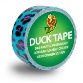 DuckTape Duckling Blue Leopard 19 mm x 4,5 m (102-02)