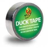 DuckTape Duckling Metallic Silver 19 mm x 4,5 m (102-06)