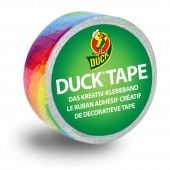 DuckTape Duckling Bright Rainbow 19 mm x 4,5 m (102-09)